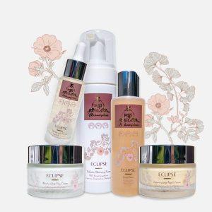 Skincare set, Hudvårds set, Ekologiskt, Ekofriendly